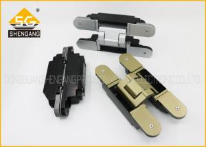 China European Invisible Heavy Duty Door Hinges 180 Degree 200*32*32*42mm on sale