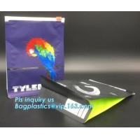 zip lock document plastic pouch with zipper slide zip lock plastic pouch, pvc slider pouch,PVC slide pouch, slider zip