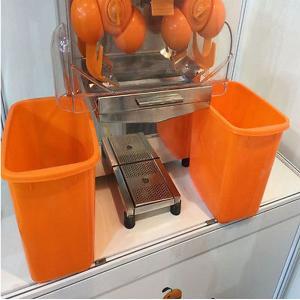 China Orange Juice Squeezer Machine Lemon Fruit Squeezer 304 Stainless Steel on sale