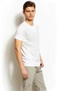 China Slim Fit Mens T Shirts , Mens Casual Short Sleeve Round Neck Tops on sale