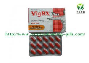 Quality Safe Natural Male Enlargement Pills , Herbal VigRX Plus Sex Pills for sale