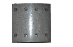 China FMVSS 121D 23K FF Trailer Brake Lining , Semi Trailer Brakes Parts on sale
