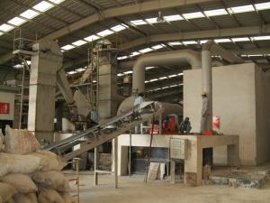 China Bio Fertilizer Production Process, Organic Fertilizer Production Line on sale