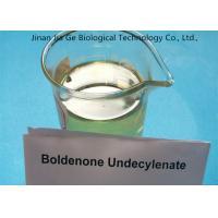 Yellow Oil Raw Steroids Boldenone Undecylenate Liquid Equipoise CAS 13103-34-9
