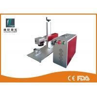 PE Plastic Pipeline CNC 3d Laser Marking Machine With EzCad Software