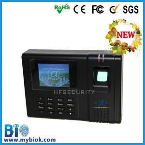 China Machine biométrique Bio-H5 de carte perforée d'enregistreur de temps on sale