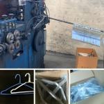 High Speed Galvanized Wire Hanger Making Machine From China