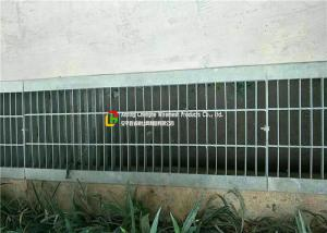 China Parking Lot Heavy Duty Steel Grating Resistance - Welded High Durability on sale