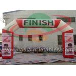 Sealed Inflatable Arch For Advertising , Start and Finish Line Advertising Inflatable Archway