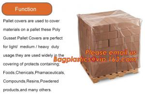 China Insulated Pallet Covers | Cargo Blankets | CooLiner, Plastic Pallet Cover Bags | Gusseted Pallet, Poly Sheeting, covers on sale