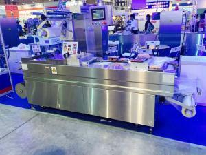 China Автоматическая машина упаковки вакуума еды для цыпленка рыб мяса on sale