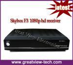 Receptor 2012 del F3 HD de Skybox 1080p