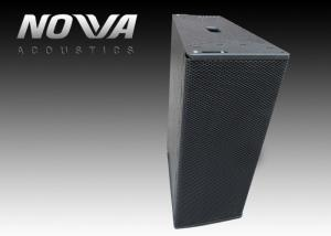 China High Powered Line Array Speakers , Professional Audio Sound System 50Hz – 20kHz on sale