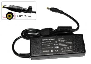 China 70W 18.5V 3.8A Replacement For HP Laptop Power Adapter Charger Of 3.8A 4.8 x 1.7mm Adapter on sale