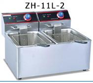 China Mcdonalds Potato Chips Kitchen Deep Fryer , Commercial Table Top Deep Fryer With Timer on sale