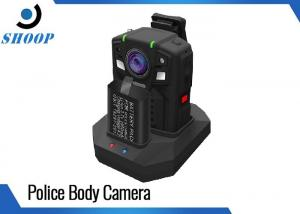 China 1296P / 1080P Full HD Police Wearing Body Cameras 33MP CMOS Sensor on sale