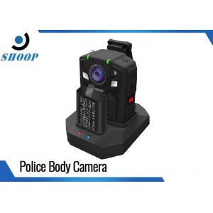 China 1296P / 1080P Full HD Police Wearing Body Cameras 33MP CMOS Sensor on sale