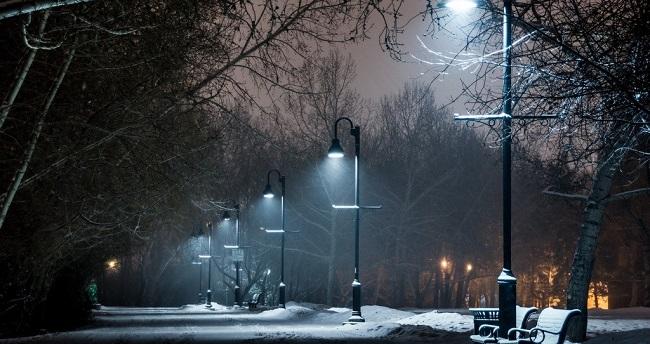 Outdoor 180 Watt LED Street Luminaire Aluminum For Mounting Roads