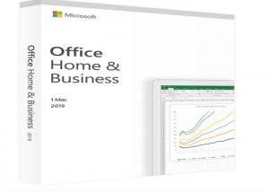 China 32 /64 Bits Microsoft Office Home And Business 2019 Download License on sale