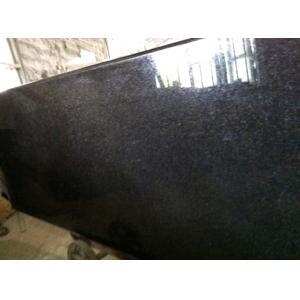 China Partie supérieure du comptoir noire de granit de cuisine de perle on sale