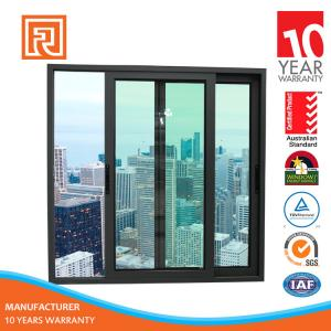 China Alibaba China Supplier AS2047 Standard aluminium arch slilding window grill design on sale