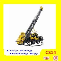Atlas Copco CS14 Trailer Mounted Geotechnical & Exploration Drilling Rig for Minerals
