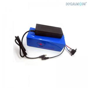 China LiFePO4 Electric Bicycle Lithium Battery 24V 30Ah High Operating Voltage on sale