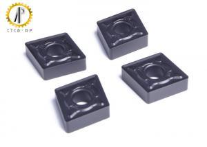 China CNC Machine Tungsten Carbide Cutting Tools CNMG Carbide Insert 120-200M / Min on sale