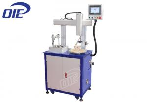 China Ceramic Tableware Pad Printing Equipment / Step Motor Driven Line Marking Machine on sale