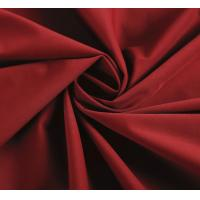 Smooth Surface Yarn Dyed Fabric / 82 Polyester 18 Spandex Fabric180 Gsm