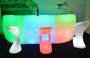China Luxury DMX Control Led Disco Nightclub bar display counter 16 colors change on sale