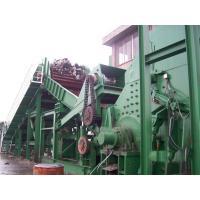 Energy - saving Iron And Steel Shredder Machine With High - Speed Rotation