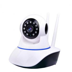 China Plug & Play 1.0mp Hd 720p Ip Camera P2p Pan Ir Cut Wifi Wireless Network Ip Security Camera Baby Monitor on sale