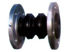 China DN25-DN600 single SPHERE ductile iron FLANGED END rubber Expansion Joint on sale