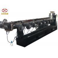 Underwater Pelletizer Single Screw Extruder Machine For Plastic Raw Material Dye
