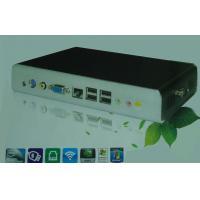 Windows XP Thin Client Mini PC 1080P HD , X87 Atom Dual Core PC Terminal