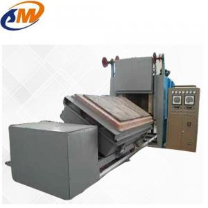 China All fiber Trolley Electrical Resistance Furnace heating treatment furnace harden annealing forging temper furnace on sale