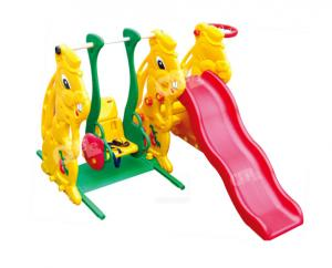 China Aluminum Alloy Indoor Playground Equipment With HDPE Material on sale