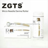 China ten needle size micro needle roller therapy zgts hot brand needle roller on sale