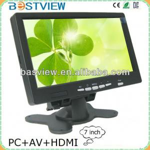 China 7 inch touch screen monitor/ 7 inch vag touchscreen monitor on sale