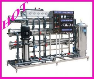 China Stainless Steel Drinking water purification equipment 3000L Per Hour RO system on sale