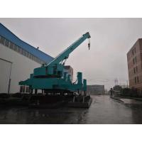 Powerful Hydraulic Press In Pile Driver ISO9001 Certification No Pollution