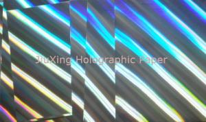 China Holographic metallized tranfer paper on sale
