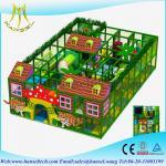 Hansel buy kids play area equipment soft playground indoor playground factory