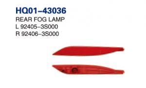 China Reflector/Rear Fog Lamp of Hyundai Sonata 2011 (92405-3S000 92406-3S000) on sale