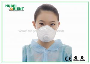 China Surgical FFP Cone Disposable Face Mask with Ear Loops / Valve on sale