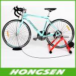 HS-Q02A colorful indoor bike/bicycle trainer