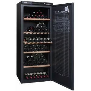 China 反対のワイン クーラーClimadiff AV306A+の下の黒い上塗を施してあるアルコール飲料の飾り戸棚 on sale