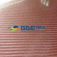 Pink Carbon Fiber Laminated Sheet For Sale