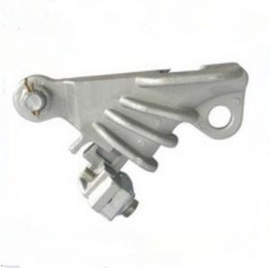China Aluminium Strain Clamp For Overhead Line , Bolted Strain Clamp NEK / NXL Insulation on sale